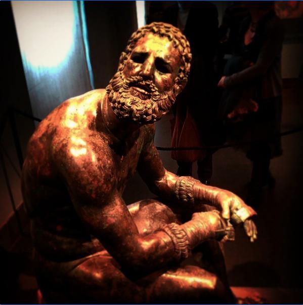 Boxer - Museo Nazionale Romano Palazzo Massimo