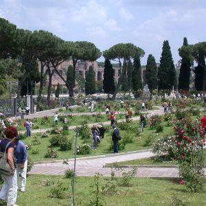 Roseto Comunale Rome