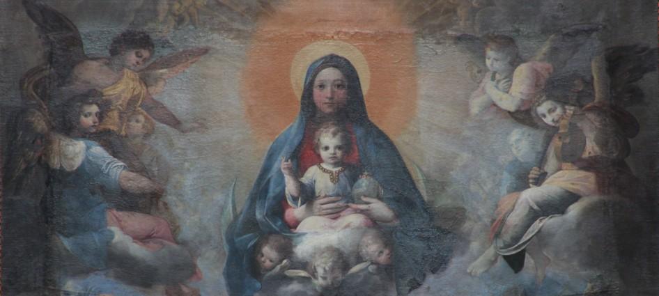 Rubens Madonna della Vallicella