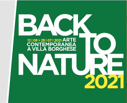 Back To Nature 2021 Villa Borghese
