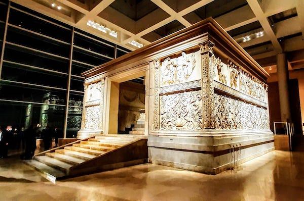 Museo dell'Ara Pacis, Roma